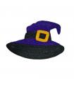 GTT897 Grattoir Chapeau de Sorcière pour Chat Ferribiella