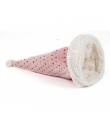 T963 Chapeau Dotty Pink Ferribiella