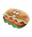 TP939 Jouet Hamburger Pour Molosse Ferribiella