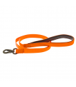 HI736 Laisse Silicone Orange Fluo Ferribiella