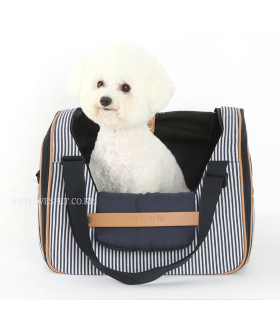 Sac De Transport 2 en 1 Zeno Car seat Stripe Amyslovepets