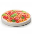 Coussin spaghetti Sauce Basilic Croci