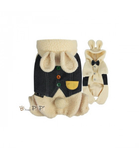 P0176 4 Patt Pretty Pet Mr Bunny Jumper Pants