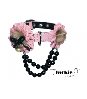 Collier Suck Right Jackie O Collar
