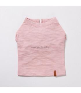 Tee shirt Louisdog Afternoon Tee Pink