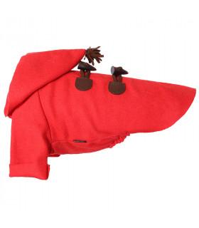 OW274 Manteau Puppy Angel BBOKKI(TM) Duffle Coat Red 337