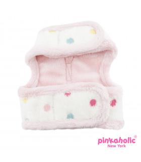 AH7281 Harnais Pinkaholic Candyland Pinka Harness Ivory