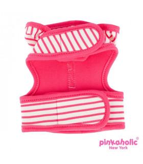 AH7211 Harnais Veste Pinkaholic Matelot Pink