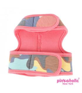 AH7210 Harnais Veste Pinkaholic Delta Pink