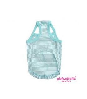 TS7220 Tee-shirt Pinkaholic Oceanic Aqua