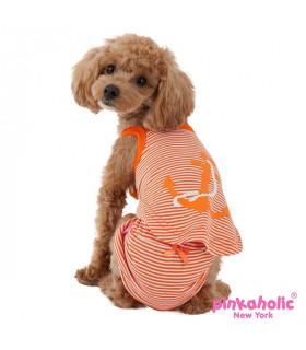 TS7220 Tee-shirt Pinkaholic Oceanic Orange