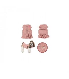 AH6750 Harnais Pinkaholic Cushy Flirt Harness Pink