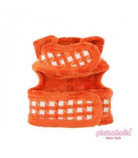 AH7174 Harnais Pinkaholic Cosmo Pinka Harness Orange
