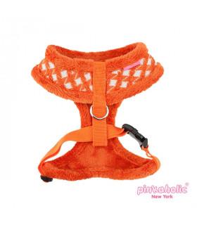 AC7174 Harnais Pinkaholic Cosmo Harnesss Orange