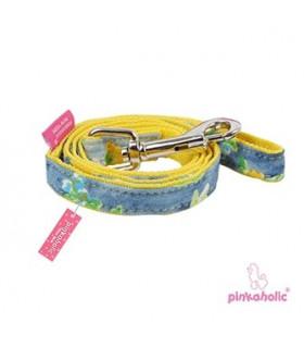 AL7039 Laisse Pinkaholic Fiore Pinka Leash