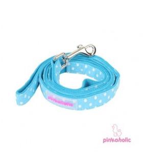 AL006 Laisse Pinkaholic Premium Pinka Leash Blue