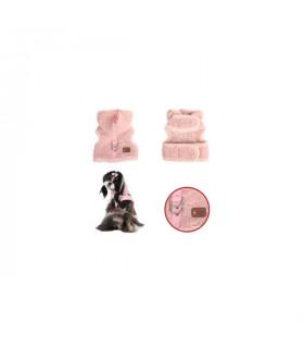 AH6772 Harnais Pinkaholic Da Shing Pinka Harness Pink