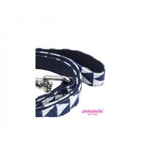 AL7126 Laisse Pinkaholic Xena Leash Navy