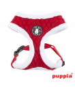 HA1470 Harnais Puppia Blitzen Harness Red