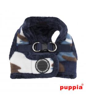 AH1460 Harnais-Veste Puppia Corporal Harness B Blue
