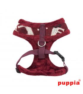 AC1456 Harnais Puppia Cupid Harness Wine