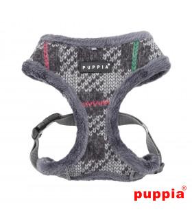AC1465 Harnais Puppia Eldric Harness Ml Grey
