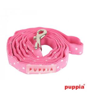 AL301 Laisse Puppia Dotty Pink