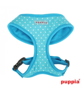 AC301 Harnais Puppia Dotty Harness Sky Blue