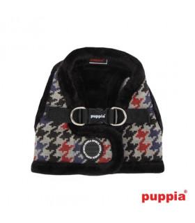 AH025 Harnais Puppia Tessel Harness B Black