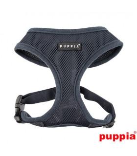AC30 Harnais Puppia Soft Harness Grey