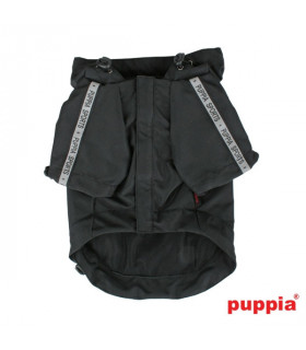 RM03 Imper Puppia Base Jumper(Raincoat) Black