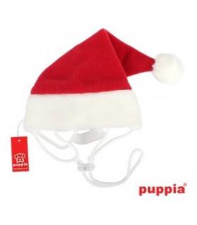 SH23 Bonnet Noël Puppia Santa s Hat Red