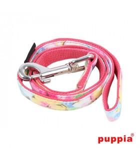 AL1315-Laisse Puppia Spring Garden Lead Pink