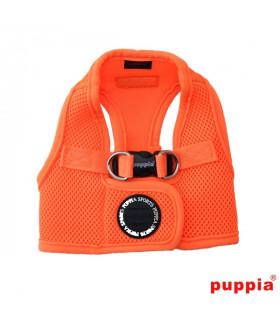 AH1325 Harnais Veste Respirante Neon Orange Puppia