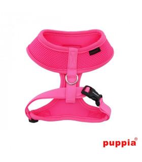 AC1325 Harnais Respirant Neon Pink Puppia