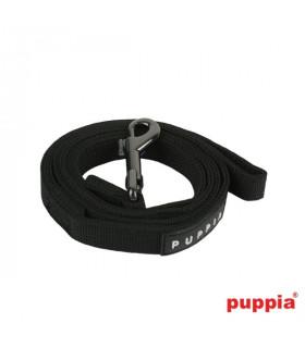 AL30 Laisse Nylon Black Puppia
