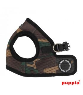 AH305 Harnais Veste Respirant Soft Camo Puppia