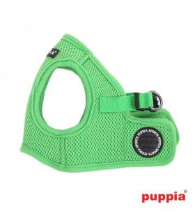 AH305 Harnais Veste Respirant Soft Green Puppia