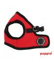 AH305 Harnais Veste Respirant Soft Red Puppia