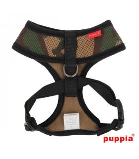 AC30 Harnais Puppia Soft Harness Camo