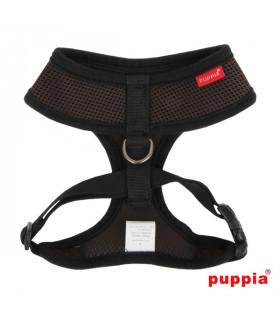 AC30 Harnais Puppia Soft Harness Brown