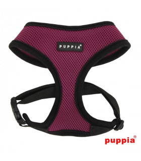 AC30 Harnais Puppia Soft Harness Purple