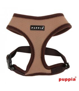 AC30 Harnais Puppia Soft Harness Beige