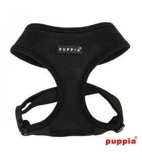 AC30 Harnais Puppia Soft Harness Black