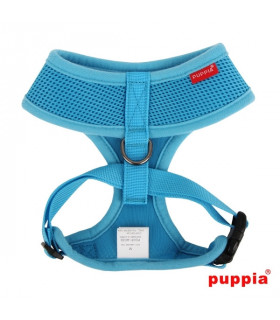 AC30 Harnais Puppia Soft Harness Sky Blue