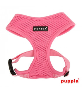 AC30 Harnais Puppia Soft Harness Pink