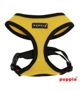 AC30 Harnais Puppia Soft Harness Yellow