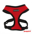 AC30 Harnais Puppia Soft Harness Red