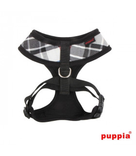 AC978 Harnais Puppia Junior Harness A Black