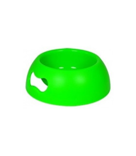 GAMELLE PAPPY VERT FLUO UNITED PETS